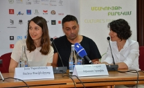 Press Conference with Jana Papenbroock and Tsvetan Dragnev