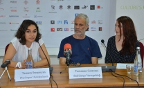 Press Conference with  Tommaso Cotronei and Tamara Stepanyan