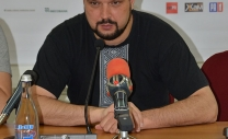 Press Conference with Taras Tkachenko