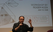 Workshop by Roger Koza