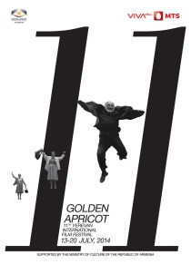 Poster of 11th GOLDEN APRICOT