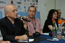 Brazilian filmmakers at the GOLDEN APRICOT Film Festival