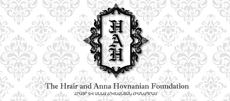 Hirair and Anna Hovnanian Foundation